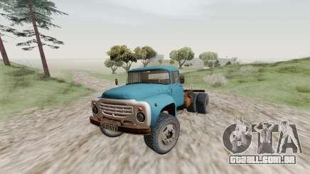 ZIL 130 v2 para GTA San Andreas