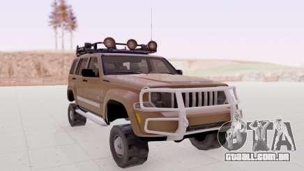 2016 Jeep Renegade para GTA San Andreas