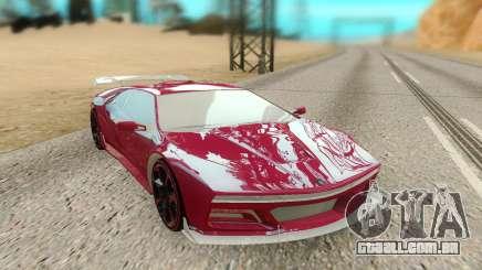 Ubermacht Sc1 para GTA San Andreas
