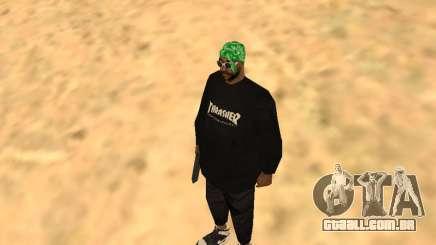 Fam1 Thrasher Worldwide para GTA San Andreas