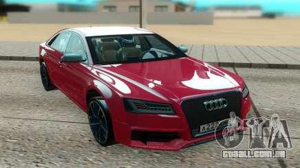 Audi S8 TMT para GTA San Andreas