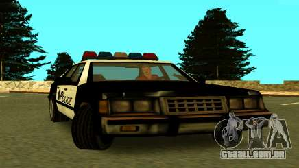 VCPD Cruiser from GTA Vice City para GTA San Andreas