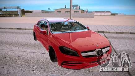 Mercedes-Benz A45 AMG 2016 para GTA San Andreas