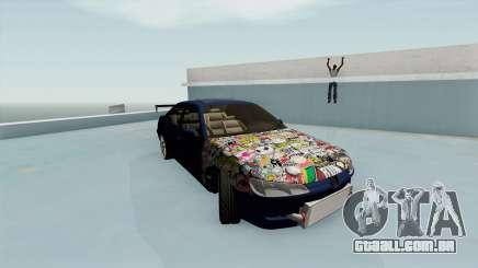 Puegeot 406 para GTA San Andreas
