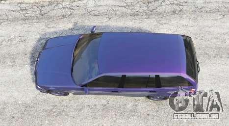 GTA 5 BMW M3 (E36) Touring v2.0 [replace] voltar vista