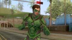 Injustice 2 - Green Lantern Elite Skin para GTA San Andreas