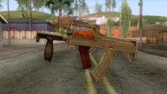 Playerunknown Battleground - OTs-14 Groza v5 para GTA San Andreas