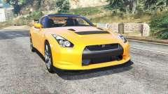 Nissan GT-R (R35) v1.1 [replace] para GTA 5
