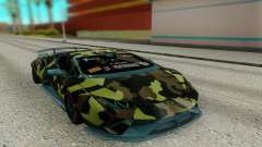Lamborghini Huracan Performante Liberty Walk para GTA San Andreas