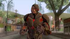 Injustice 2 - Cyborg Unbreakable Skin para GTA San Andreas