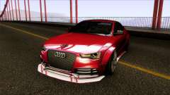Audi RS5 Liberty Walk Works 2014 para GTA San Andreas