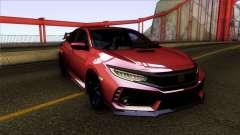 Honda Civic Type R 2017 para GTA San Andreas