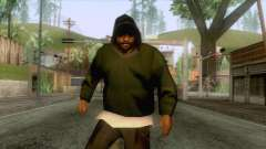 New Groove Street Skin 7 para GTA San Andreas