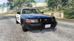 Ford Crown Victoria LSPD [replace]