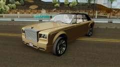 GTA IV Enus Super Drop Diamond para GTA San Andreas