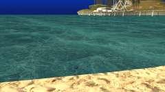 Novos realistas de água para GTA San Andreas