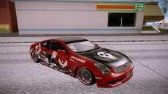 Infiniti G35 Coupe para GTA San Andreas