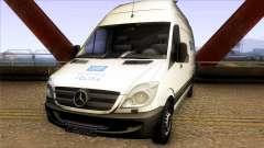 Mercedes-Benz Sprinter 311CDi - TVP para GTA San Andreas