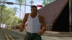 New Groove Street Skin 4 para GTA San Andreas