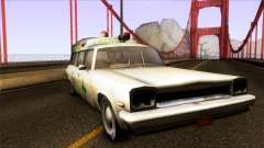 Driver PL Meat Wagon para GTA San Andreas