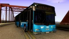 MAN Lions City ZET Croatian Bus para GTA San Andreas