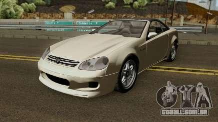 GTA IV Benefactor Feltzer CC Classic para GTA San Andreas