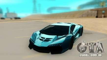 Pegassi Zentorno Next Gen para GTA San Andreas