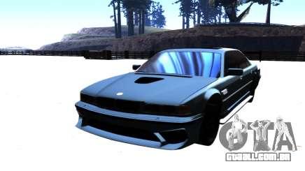 BMW 750iL para GTA San Andreas