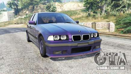 BMW M3 (E36) Touring v2.0 [replace] para GTA 5
