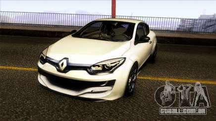 Renault Megane 3 RS Phase 2 para GTA San Andreas