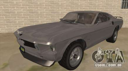 GTA V Vapid Dominator Classic para GTA San Andreas