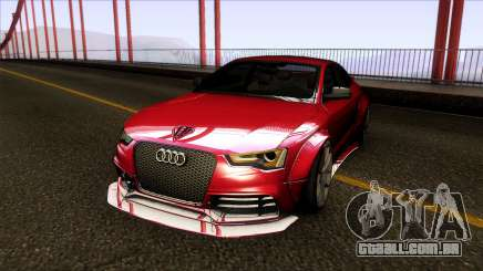 Audi RS5 Liberty Walk Works 2014 para GTA San Andreas
