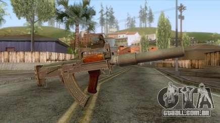 Playerunknown Battleground - OTs-14 Groza v4 para GTA San Andreas