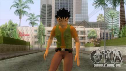 Pokemon Series - Brock para GTA San Andreas