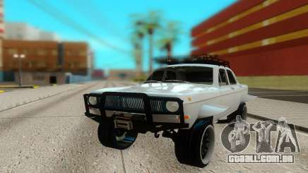 GAZ 24 4x4 Off-road para GTA San Andreas