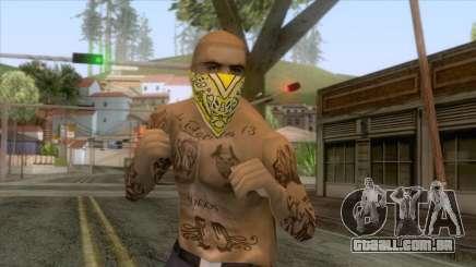 New Los Santos Vagos Skin 3 para GTA San Andreas