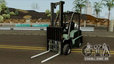 GTA V HVY Forklift para GTA San Andreas