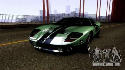 Ford GT 2005 para GTA San Andreas