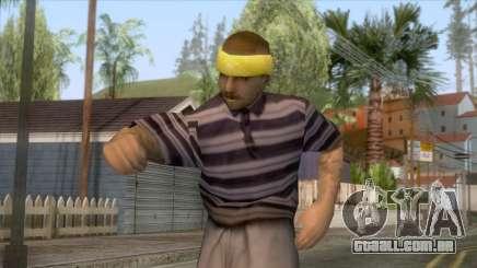 New Los Santos Vagos Skin 2 para GTA San Andreas