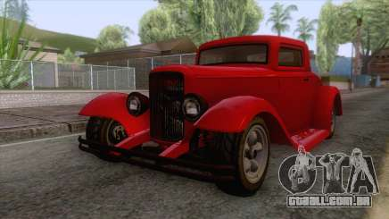 GTA 5 - Vapid Hustler para GTA San Andreas