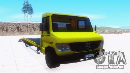 Mercedes-Benz 543 para GTA San Andreas