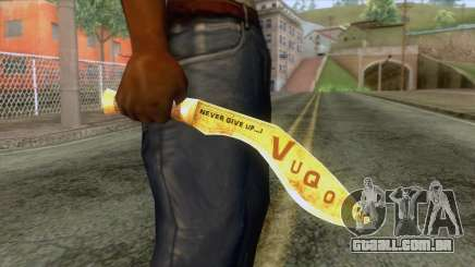 The VuQo - Kukri para GTA San Andreas