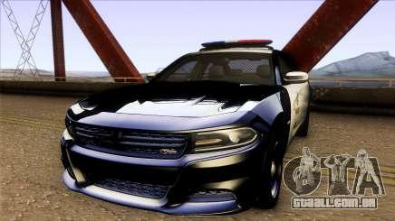 Dodge Charger SRT8 Hellcat - LSPD [IVF] para GTA San Andreas