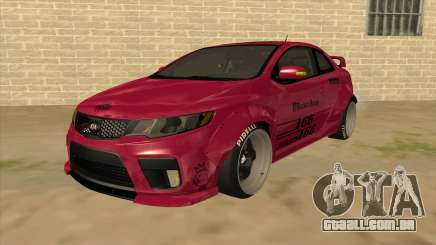 2010 Kia Forte Koup SX Rocket Bunny Works para GTA San Andreas