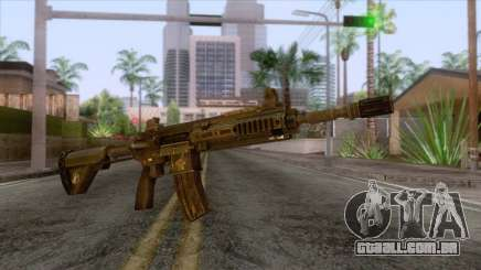 M-27 Assault Rifle para GTA San Andreas