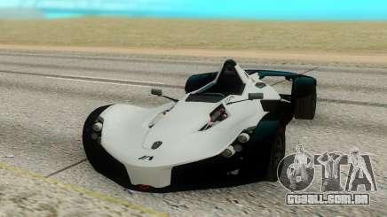BAC Mono para GTA San Andreas