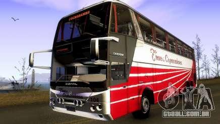 Comil Campione 4.05 HD-Trans Copacabana para GTA San Andreas