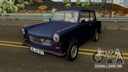 Trabant 601 Stock para GTA San Andreas