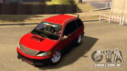 Vapid Minivan para GTA 4