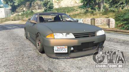 Nissan Skyline GT-R (BNR32) v0.5 [replace] para GTA 5